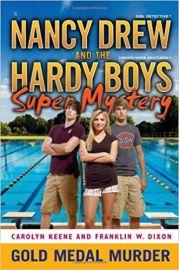 NANCY DREW & HARDY BOYS - SUPER MYSTERY # 4 - GOLD MEDAL MURDER