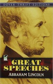Dover Thrift Editions: GREAT SPEECHES - ABRAHAM LINCOLN