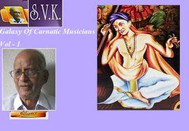 Galaxy Of Carnatic Musicians Vol - 1