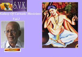 Galaxy Of Carnatic Musicians Vol - 2