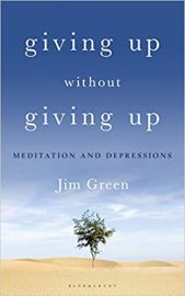 Giving Up Without Giving Up: Meditation and Depressions