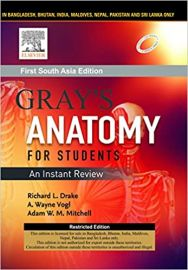 Gray's Anatomy for Students : An Instant Review : First South Asia Edition