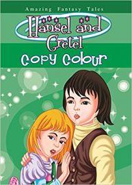 Amazing Fantasy Tales: HANSEL AND GRETEL - Copy Colour
