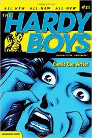 HARDY BOYS COMIC CON ARTIST 21