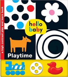 HELLO BABY : PLAY TIME - By Roger Priddy