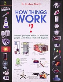 HOW THINGS WORK ? : SCIENTIFIC PRINCIPLES BEHIND 41 HOUSEHOLD GADGETS AND TECHNICAL DETAILS WITH DIAGRAMS