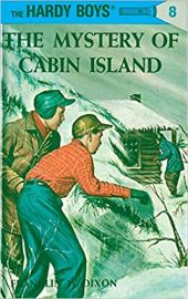 Hardy Boys 08 : The Mystery Of Cabin Isl
