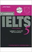 IELTS 5 WITH ANSWER BOOK 2 AUDIO CD'S