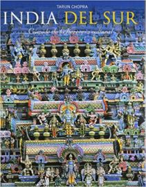 INDIA DEL SUR : CUSPIDE DE LA HERENCIA CULTURAL - SOUTH INDIA - SPANISH