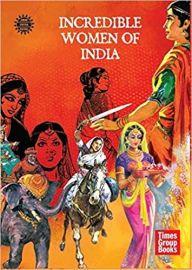 Amar Chitra Katha: IncredibleWomenof India(Set of 5 books)