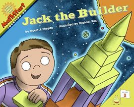 MATHSTART - COUNTING ON - LEVEL 1 : JACK THE BUILDER