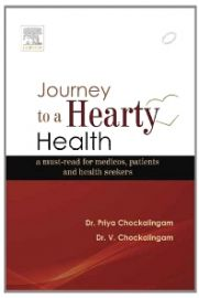 Journey to A Hearty Health : a must-read for medicos patients and health seekers
