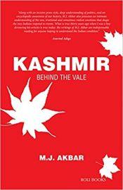Kashmir: Behind the Vale - M J AKBAR