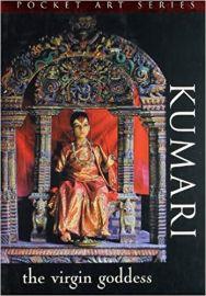 KUMARI THE VIRGIN GODDESS (POCKET ART SERIES) - DANIEL B.HABER
