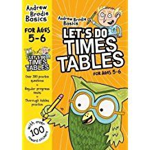 LET'S DO TIMES TABLES FOR AGES 5-6