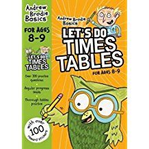 LET'S DO TIMES TABLES FOR AGES 8-9