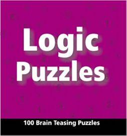 LOGIC PUZZLES 100 brain teasing puzzles