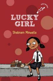 HOLE BOOKS:  LUCKY GIRL