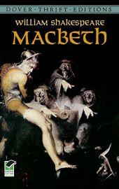 Dover Thrift Editions: MACBETH - Unabridged