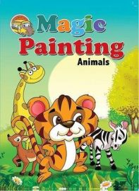 The Learning Bus Series: Magic Painting: ANIMALS