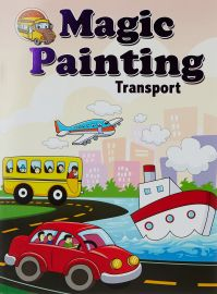 The Learning Bus Series: Magic Painting: TRANSPORT