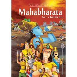 Collector's Edition - MAHABHARATA - For Children
