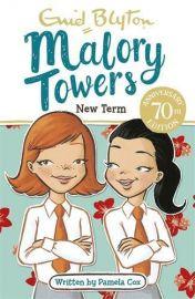 ENID BLYTON: Malory Towers Series : NEW TERM - PAMELA COX