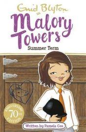 ENID BLYTON: Malory Towers Series : SUMMER TERM - PAMELA COX