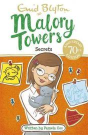 ENID BLYTON: Malory Towers Series : SECRETS - PAMELA COX