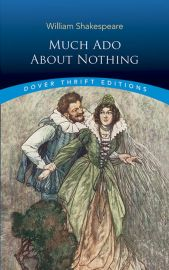 Dover Thrift Editions: MUCH ADO ABOUT NOTHING