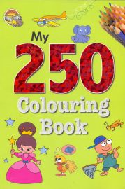 MY 250 COLOURING BOOK - 2