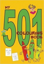 MY 250 COLOURING BOOK - 3