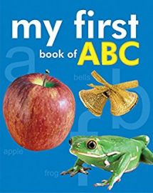 My First Book of ABC - Small & Capital Letters