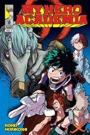 MY HERO ACADEMIA - VOL. 3 : SHONEN JUMP COMICS