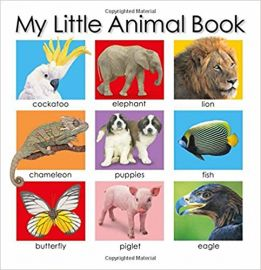 MY LITTLE ANIMAL BOOK - By Roger Priddy