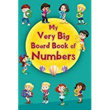 MY VERY BIG BOARD BOOK OF NUMBERS