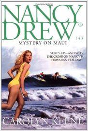 NANCY DREW SERIES # 143 : MYSTERY ON MAUI