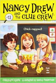 NANCY DREW AND THE CLUE CREW # 13 - CHICKNAPPED