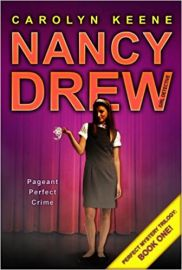 NANCY DREW SERIES # 30 - GIRL DETECTIVE - PAGEANT PERFECT CRIME