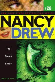 Nancy Drew Series # 29 - Girl Detective -  THE STOLEN BONES