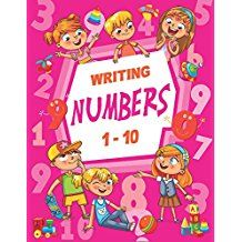 WRITING NUMBERS 1 TO 10