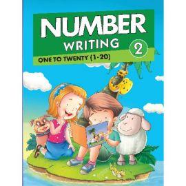 NUMBER WRITING 2  : 1-20- ONE TO TWENTY