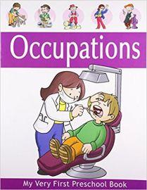 Preschool Book OCCUPATIONS