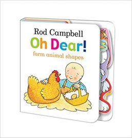 OH DEAR! FARM ANIMAL SHAPES by ROD CAMPBELL