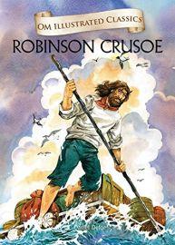 Om Illustrated Classics: ROBINSON CRUSOE
