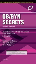 Obstetrics & Gynecology Secrets : First South Asia Edition