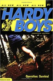 The Hardy Boys: OPERATION: SURVIVAL - Book 7 - Undercover Brothers