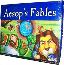 AESOPS FABLES 5 AESOPS FABLES 1 Read-along-audio CD