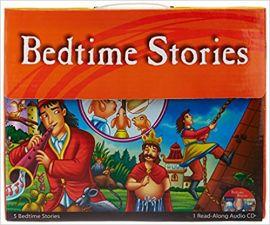 BEDTIME STORIES 5 BEDTIME STORIES 1 Read-along-audio CD