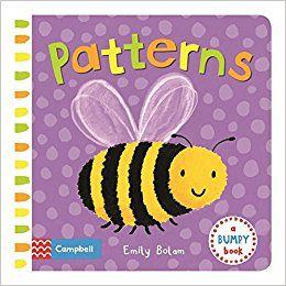 PATTERNS - A BUMPY BOARD BOOK